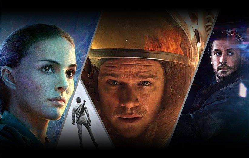 بهترین فیلمهای علمی-تخیلی دههی گذشته