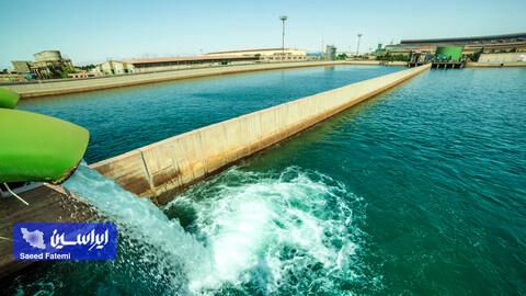 فولاد مبارکه با شبکه گذاری پساب به مصرف کمتر از آب تازه روی آورد/ این شرکت مطالبه ۳۰ ساله مردم را ۵ ساله اجرایی کرد