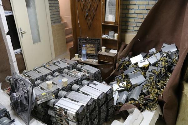 جمعآوری بیش از 11 هزار ماینر غیرمجاز در سطح پایتخت
