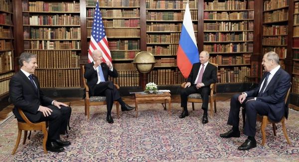 در دیدار هیأتهای آمریکایی و روس تنها یک سند امضا شد