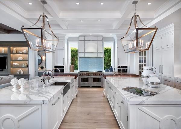دکوراسیون منزل به رنگ سفید شیکترین روش دکوراسیون