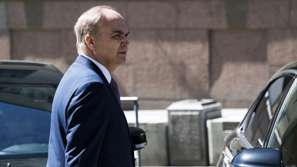 سفیر روسیه در واشنگتن فعالیت خود را از سر گرفت