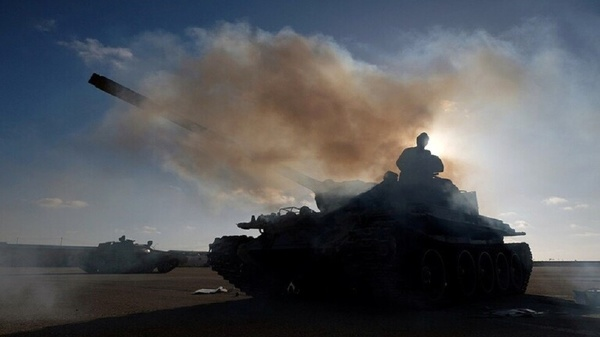 در حال مذاکره با گروههای مهم لیبی برای اخراج عناصر بیگانه هستیم