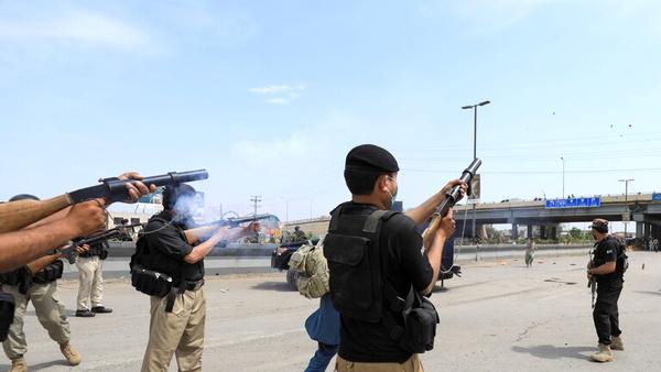وقوع انفجار در شرق لاهور
