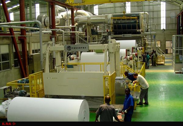 کمبود مواد اولیه مشکل اصلی صنایع چوب و کاغذ مازندران است