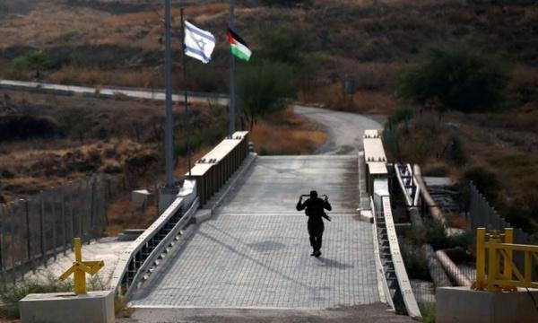 تشکیل اتاق عملیات مشترک اسرائیل و اردن در طول مرزهای مشترک