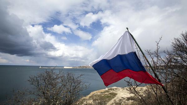تجاوز ناوشکن بریتانیایی به مرزهای آبی روسیه