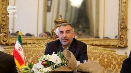 نماینده ویژه وزیر امور خارجه با مقامهای افغانستان دیدار کرد