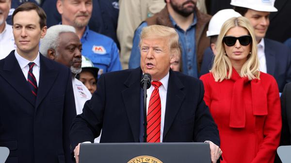 تلاش ایوانکا و کوشنر برای فاصله گرفتن از ادعاهای ترامپ درباره تقلب در انتخابات