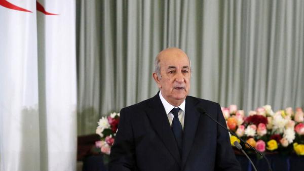 دولت الجزایر استعفای خود را تقدیم رئیسجمهور این کشور کرد