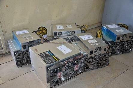 کشف ۴ دستگاه استخراج ارز دیجیتال در ماسال