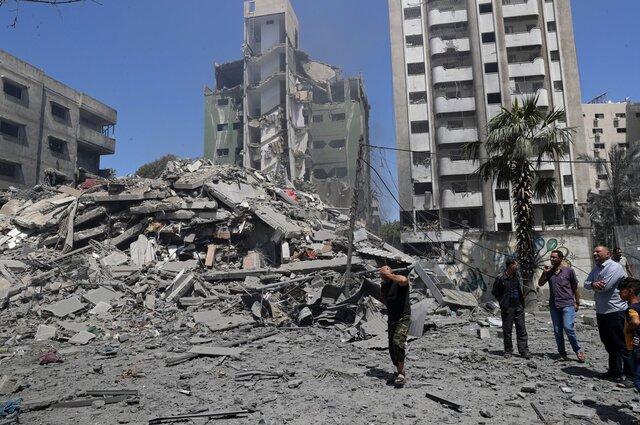 قاهره: بازسازی غزه بخشی از مسئولیت ما در برابر مسأله فلسطین است
