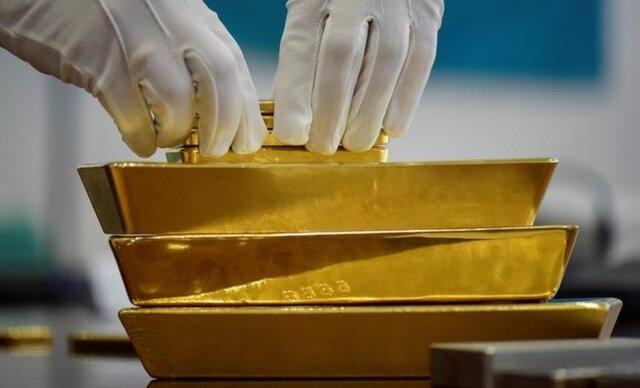 تداوم کاهش قیمت طلا در بازار جهانی