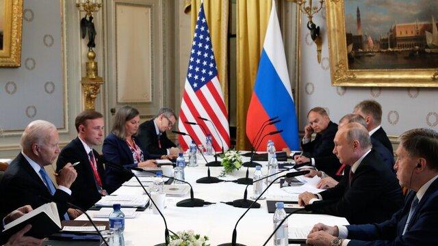 بایدن: روابط با روسیه باید باثبات و قابل پیشبینی باشد/ پوتین: نشست سازنده بود