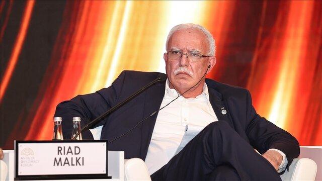المالکی: آتشبس پایدار بین اسرائیل و فلسطین باید جامع باشد