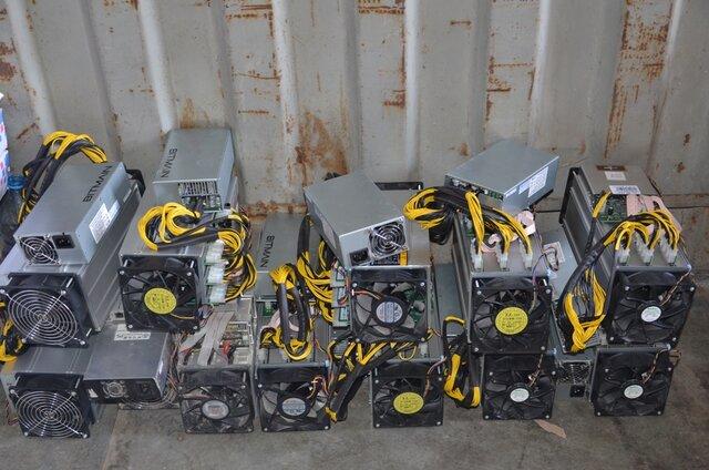 کشف ۲۴  دستگاه استخراج ارز دیجیتال در قزوین