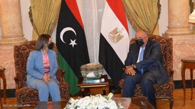 حمایت مصر از روند سیاسی لیبی