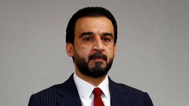 رئیس پارلمان عراق با ۵ پرونده مهم به پاریس رفت