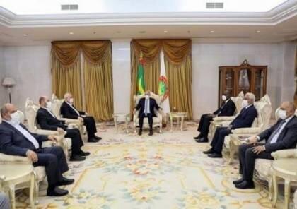 دیدار هنیه با رئیس جمهوری موریتانی