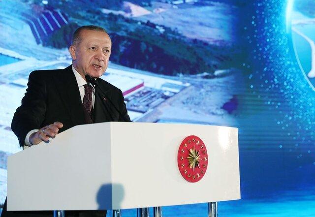 اردوغان: بین آمریکا و ترکیه مساله غیرقابل حلی وجود ندارد