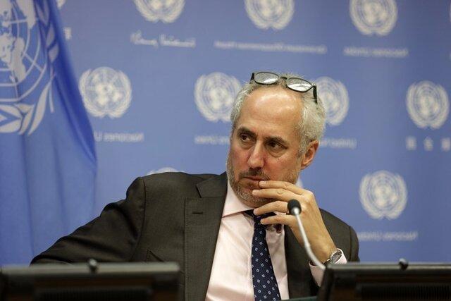سازمان ملل: خروج بدون تعلل مزدوران از لیبی اولویت اصلی است