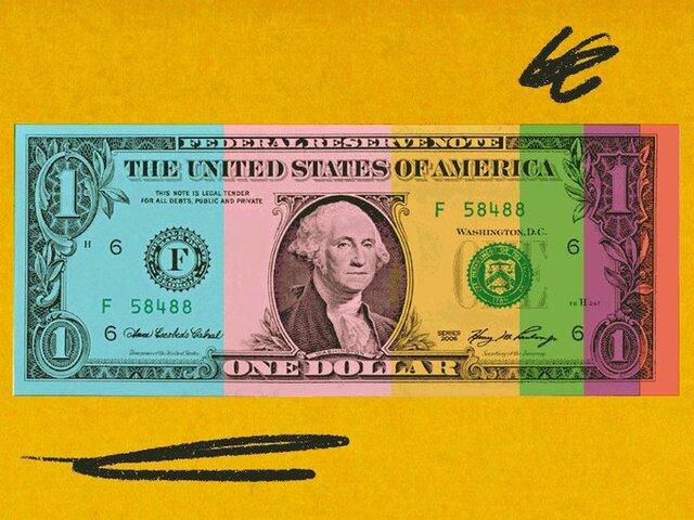 افت مجدد دلار