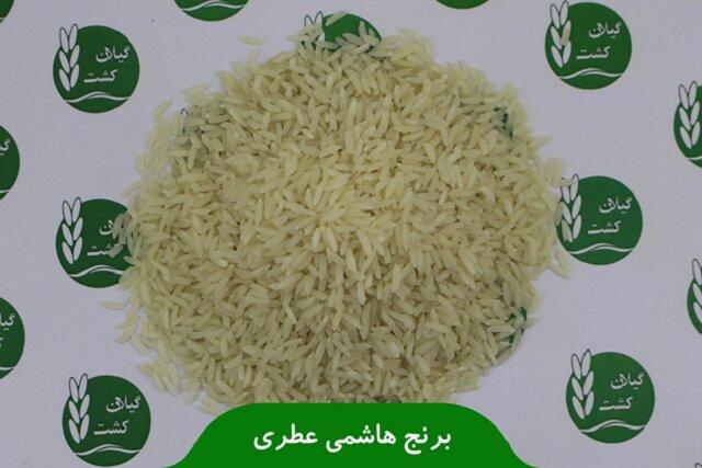 خرید برنج هاشمی و نحوه نگهداری از آن