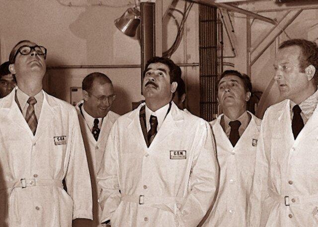 رژیم صهیونیستی اسنادی جدید از عملیات علیه برنامه هستهای صدام منتشر کرد