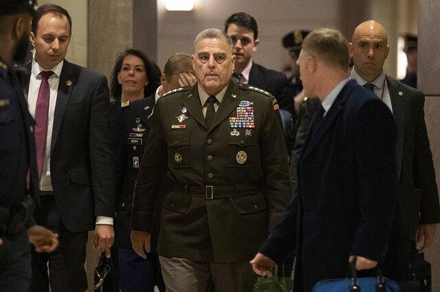 دفاع ژنرال میلی از آموزشهای نژادپرستی در ارتش آمریکا