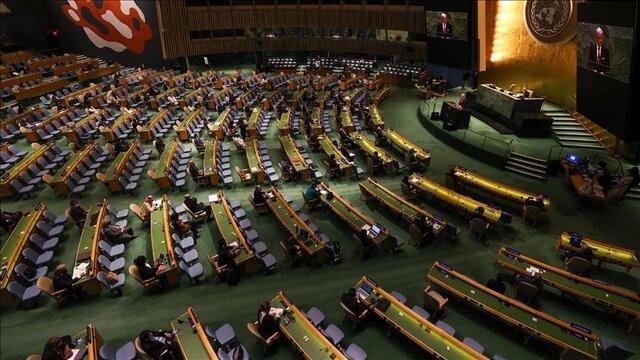 مجمع عمومی سازمان ملل بار دیگر پایان تحریم آمریکا علیه کوبا را خواستار شد