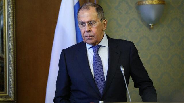 """لاوروف واکنش ناتو و اتحادیه اروپا به خروج روسیه از پیمان آسمانهای باز را """"زننده"""" خواند"""