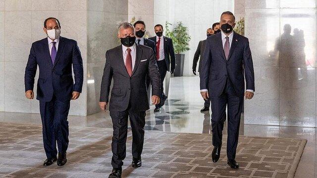 بغداد یکشنبه میزبان نشست سه جانبه عراق، اردن و مصر