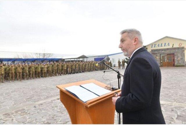 ایتالیا سربازانش را به همراه کارمندان افغان از افغانستان خارج میکند