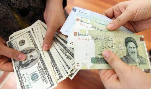 عقب نشینی اندک دلار در اولین روز هفته/حواله دلار چقدر قیمت خورد؟