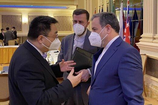 چین خواستار لغو سریع تمامی تحریمها علیه ایران شد