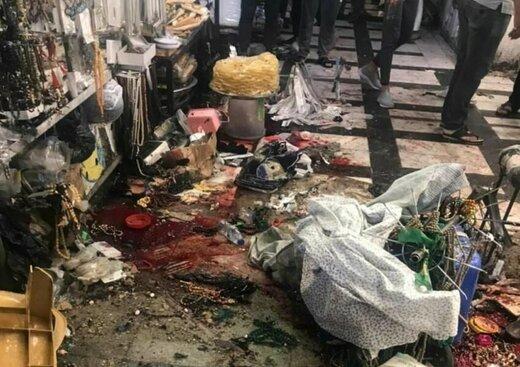 انفجار در عراق چند کشته برجای گذاشت