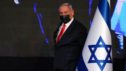 لحظه پایان نتانیاهو با این چهره درهم ریخته/عکس