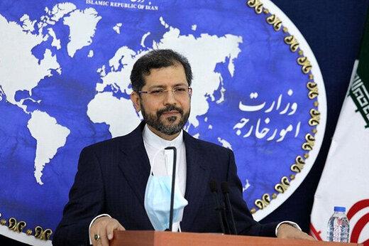 ایران به ملت و دولت ارمنستان تبریک گفت