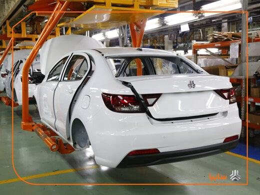 نماینده مجلس: مجلس حامی تقویت صنعت خودروی کشور است/ تصمیم مهم مدیران سایپا برای کمک به رشد تولید