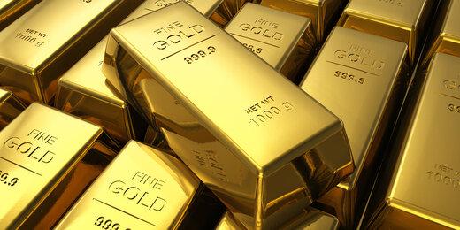 دو دست انداز برای قیمت طلا