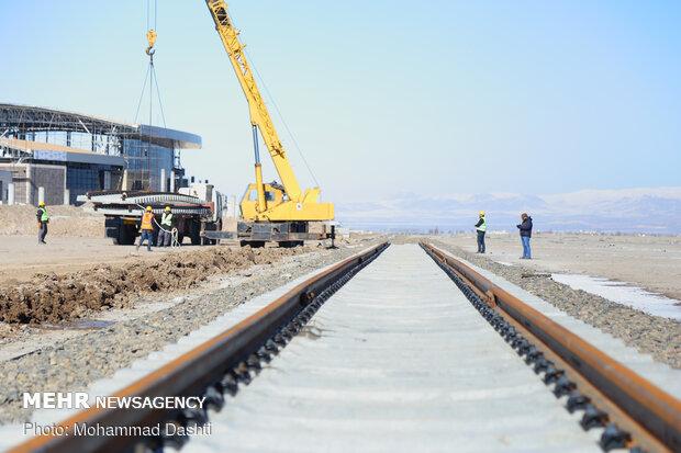 راه آهن اردبیل جزو ۸ پروژه ریلی اولویتدار کشور است