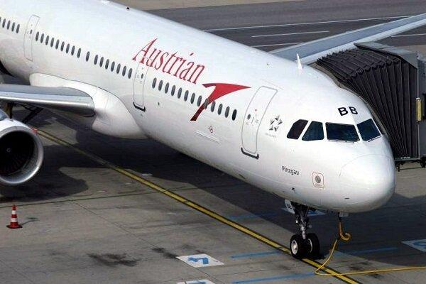 آغاز مجدد پروازهای تهران-وین با هواپیمایی اتریش از ۲۶ تیر
