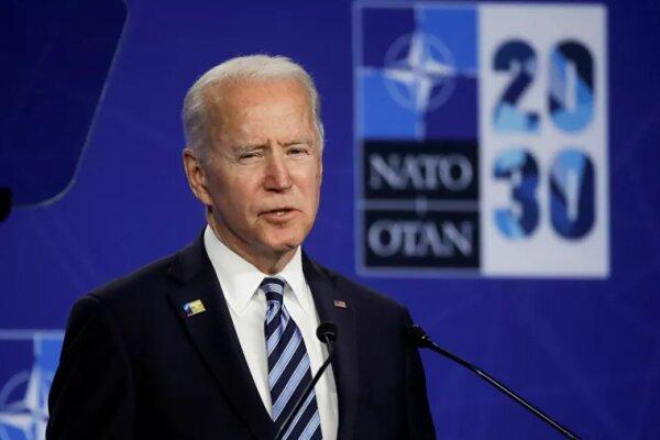 بایدن: دستورکار موردنظرم علیه روسیه نیست