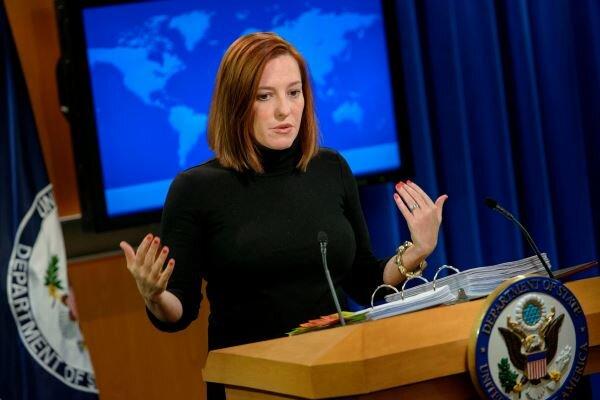 سخنگوی کاخ سفید: برای ادامه مذاکرات وین جدول زمانی خاصی نداریم!