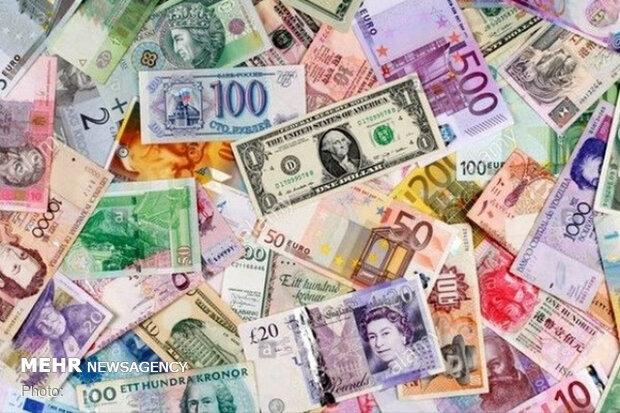 جزئیات نرخ رسمی انواع ارز در یکم تیر ۱۴۰۰/ قیمت ۱۸ ارز کاهش یافت