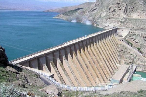 خطر محسوس کمبود آب/سد یامچی ۳۰ درصد ظرفیت خود آب دارد