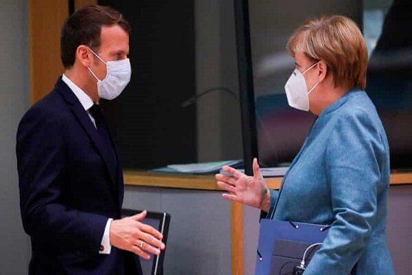 تلاش سران آلمان و فرانسه برای بهبود روابط اروپا و روسیه
