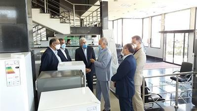 حمایت بانک مهر از تولیدکننده مطرح کشور