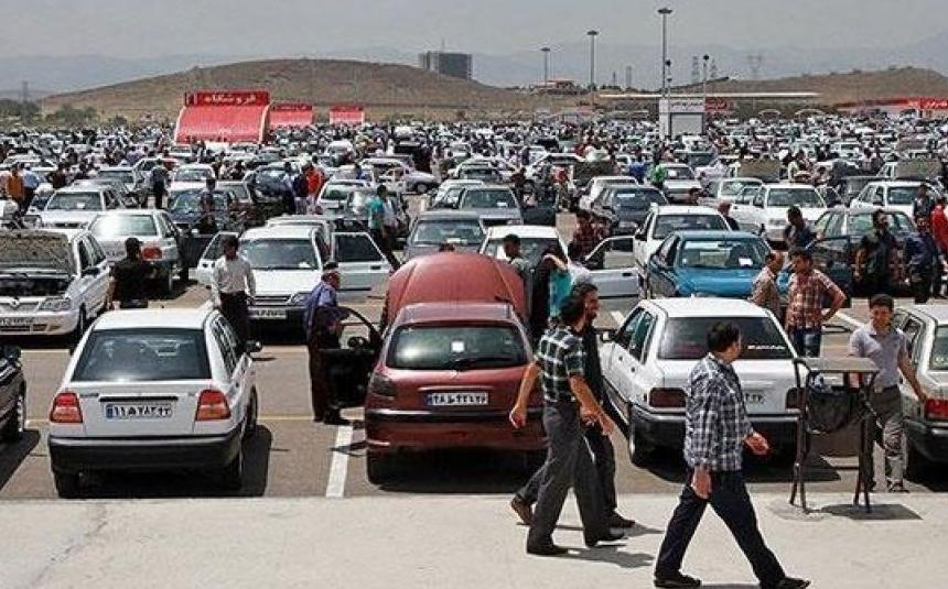 رشد ۲ تا ۹ میلیونی قیمت خودرو