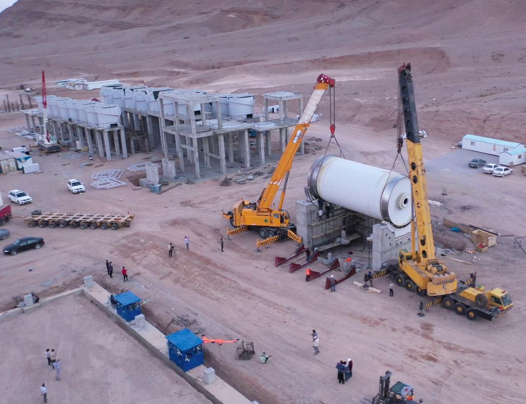 شمارش معکوس برای افتتاح بزرگترین پروژه در خاورمیانه / پروژه مهدیآباد نمونه بارز مشارکت دولت و بخش خصوصی
